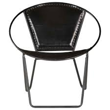 h4home papasan style chair vintage egg round leather