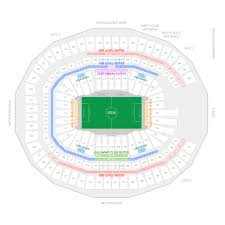 Atlanta United Seating Chart Mercedes Benz Atlanta United Fc Suite Rentals Mercedes Benz Stadium