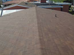 installed 3tab shingle on pitched roof 3 tab shingles installation92 tab