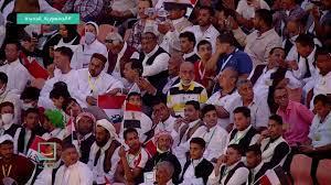 بث مباشر.. انطلاق المؤتمر الأول لمشروع «حياة كريمة» برعاية الرئيس السيسى