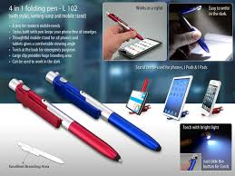 Advantages Of A Light Pen My Magnet 4 In 1 Folding Pen With Stylus Writing Lamp