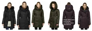 camyl down coat soia and kyo