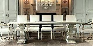 restoration hardware table. Restoration Hardware Flatiron Dining Table Best Y