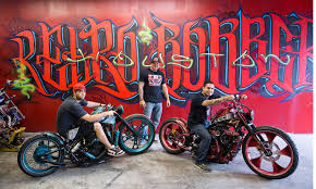 motorcycle customizer rides high houston chronicle
