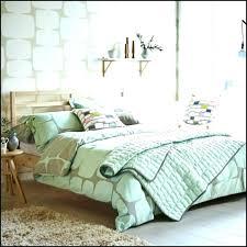 mint twin bedding