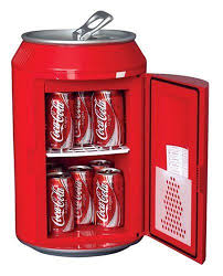 Koolatron Mini Vending Machine Gorgeous Amazon CocaCola Koolatron CC448G CanShaped 48CanCapacity