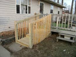 ada walker handicap stairs instead of a wheelchair ramp universal design for accessible homes