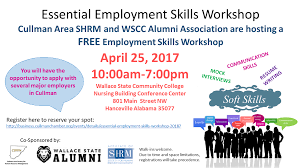 essential employment skills workshop cullman area shrm business cullmanchamber org events details essential employment s