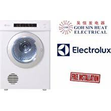 electrolux 6 5kg sensor dryer. go to shop electrolux 6 5kg sensor dryer e