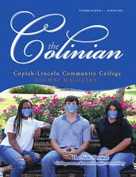 Colinian - August 2020 by Copiah-Lincoln Community College Alumni  Association - issuu