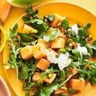 cantaloupe arugula salad