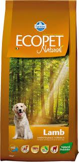 <b>Сухой корм</b> для собак <b>Farmina Ecopet</b> Natural, любых пород ...