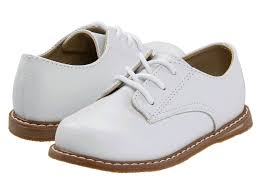 Baby Deer Drew Infant Toddler Boys Shoes White Products