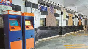 How To Use Ticket Vending Machine In Railway Station New Mumbai's Central Railway Stations To Get 48 New ATVMs Mumbai News