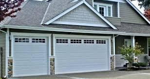 large space garage door opener track grease