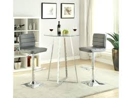 small bar table and stools coaster glass modern bar table set small round bar table and