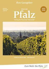 Gastgeberverzeichnis Deutsche Weinstraße 20192020 By