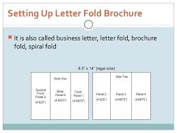 4 Panel Brochure Template Roll Fold Template Prettier 5 Panel Brochure Templates