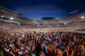 Pollstar No Shoes Nation Means No Seats Empty Kenny
