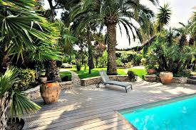 best trees for landscaping around pools