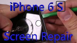 <b>iPhone 6S Screen</b> Replacement shown in 5 minutes - YouTube