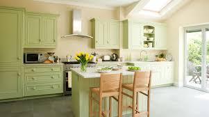 Great Kitchens Part New Interior Design Concept Kitchen Green