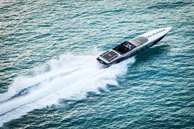 Cigarette Boat Design I Rode In The Mercedes Amg Cigarette Racing 515 Project One