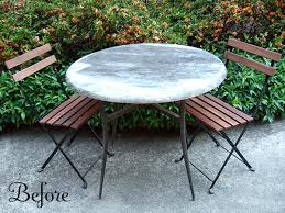 Patio Bistro Table And Chair Set  Contemporary  Patio  Chicago Bistro Furniture Outdoor
