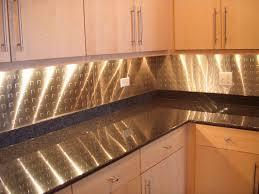 Steel Backsplash Kitchen Kitchen Metal Backsplash Designs Cliff Kitchen