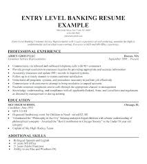 Entry Level Resume Examples Cool Entry Level Finance Resume Examples Central Folous