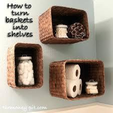 bathroom wall storage baskets. Beautiful Bathroom Various Basket Shelves For Bathroom Storage Baskets  Wall Intended T