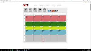 free schedule builder free schedule builder tool youtube