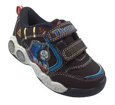 Thomas And Friends Light Up Shoes Galleon Toddler Boys Thomas The Train Light Up Sneakers 9