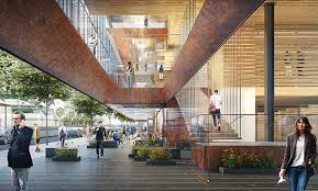 uber office design studio oa. shop architects and studio oa design new uber headquarters office oa