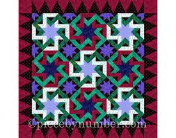 Octagonia quilt block pattern paper pieced quilt patterns & Octagonia quilt block pattern, paper pieced quilt patterns, instant  download PDF, celtic knot patterns, hexagon quilt patterns Adamdwight.com