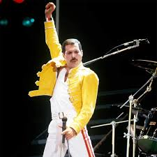 Cencibel Smart Casual Maschera Freddie Mercury Ultimo Concerto Magic Tour  Queen: Amazon.it: Abbigliamento