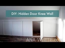 knee wall attic stairs diy