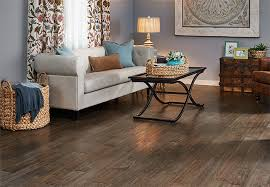wood flooring ideas. Engineered Flooring With An Aged Look In A Living Room. Wood Ideas