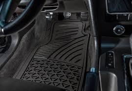 car floor mats for women. Car Floor Mats For All Weather Rubber 4pc Set Tactical Fit Heavy Duty Black Women