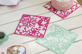 diy coasters from scratch