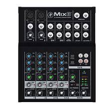 mix series compact mixers mackie mix series
