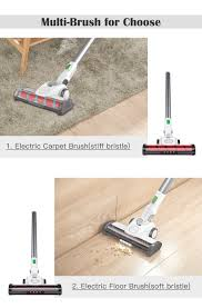 Light Cordless Vacuum Cordless Vacuum Cleaner 15000pa Powerful Suction Led Light