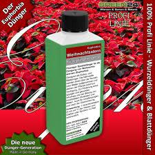 Weihnachtsstern Dünger Npk Euphorbia Pulcherrima 250ml Profi