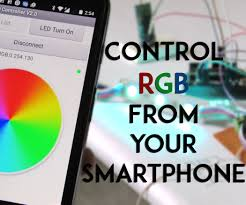 smartphone controlled lighting. Smartphone Controlled Lighting H
