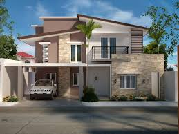 Double Story Modern House Plans With Inspiration Hd Gallery Home Two Storey Modern House Designs