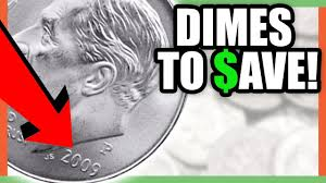 Coin Mintage Chart Top 10 Low Mintage Dimes Worth Money Dime Coins To Look For