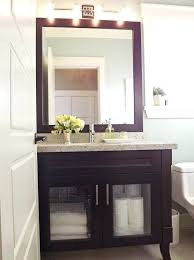 medium image for powder room mirrors for powder home depot images