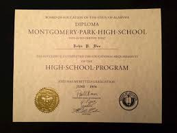 buy a fake high school diploma online  diploma template hs d05 seal design es04 gold