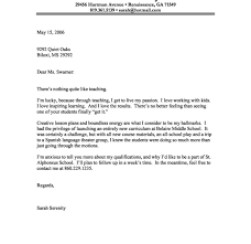21 Download Cover Letter Sample For Teaching Job Application