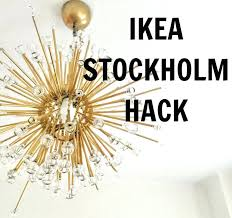 chandeliers ikea stockholm chandelier chandelier clear the best chandelier ideas on girls bedroom ideas ikea